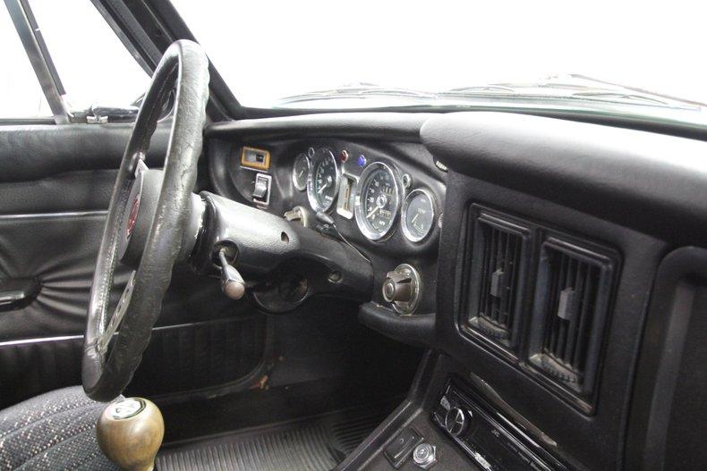1973 MG MGB 57