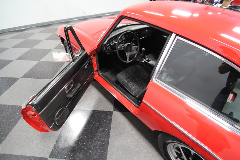 1973 MG MGB 44
