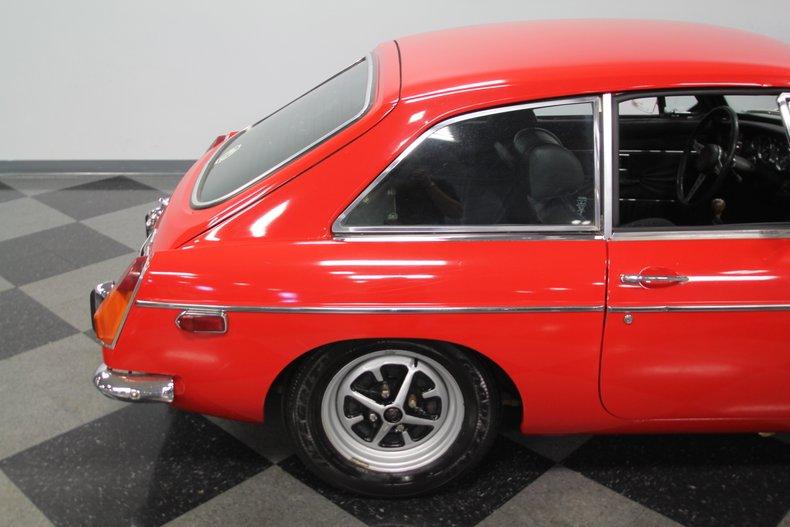 1973 MG MGB 33
