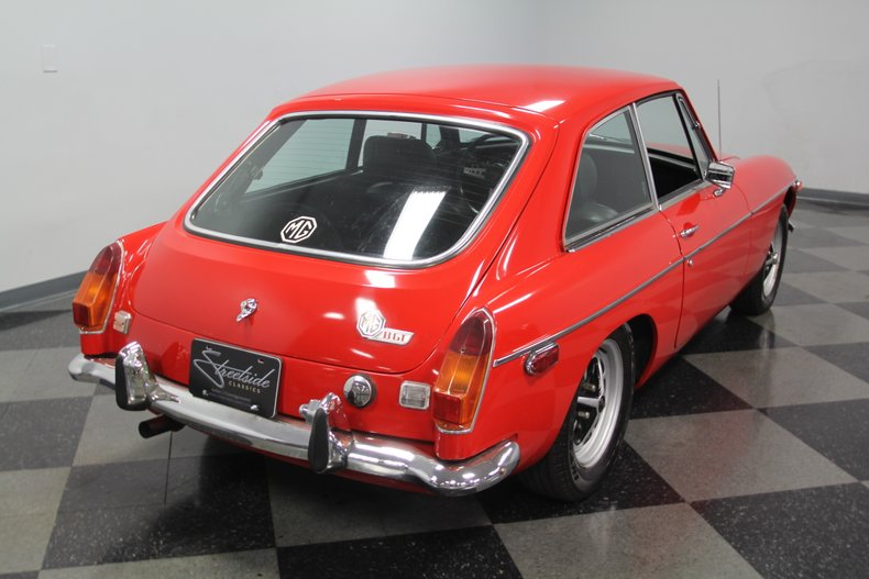 1973 MG MGB 12