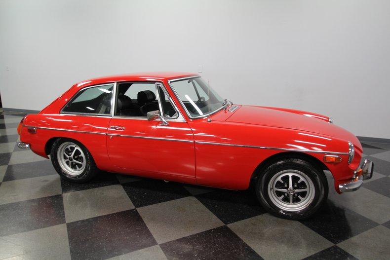 1973 MG MGB 16