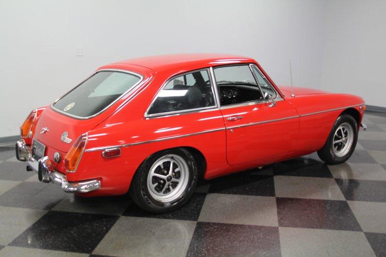 1973 MG MGB 13