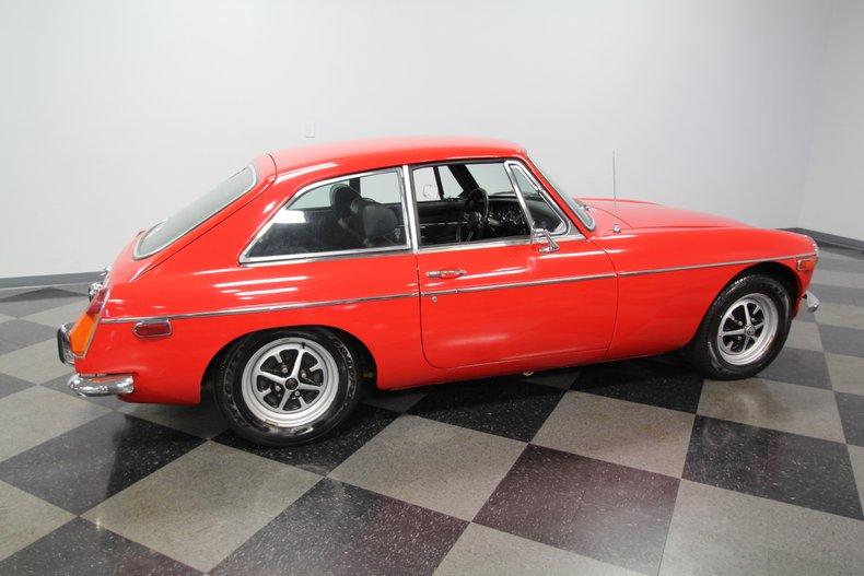 1973 MG MGB 14