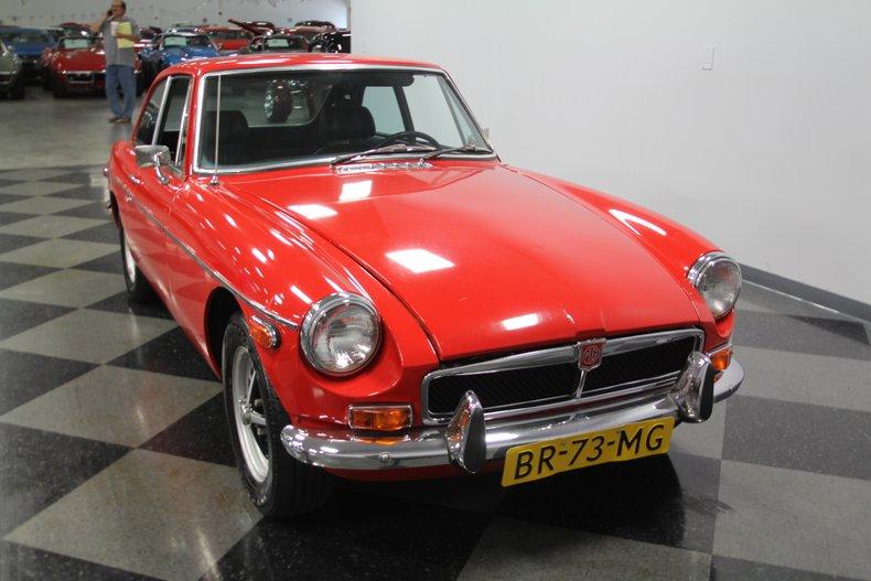 1973 MG MGB 18