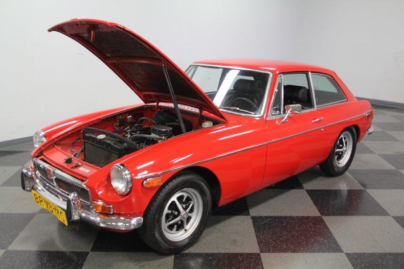 1973 MG MGB 36