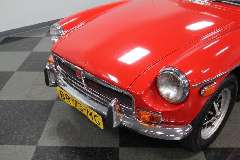 1973 MG MGB 22