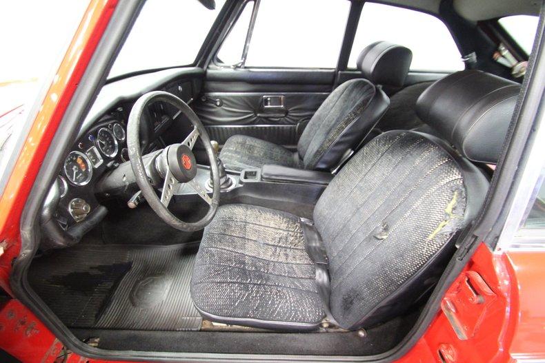1973 MG MGB 4