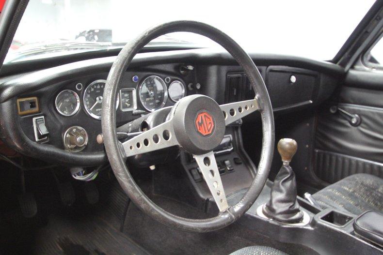 1973 MG MGB 46