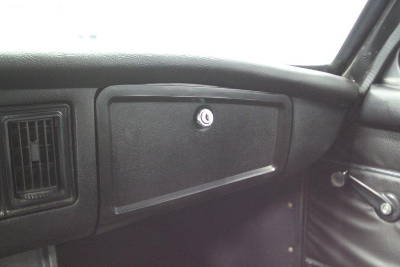 1973 MG MGB 50
