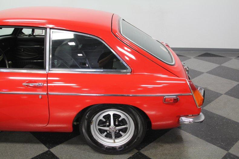 1973 MG MGB 26