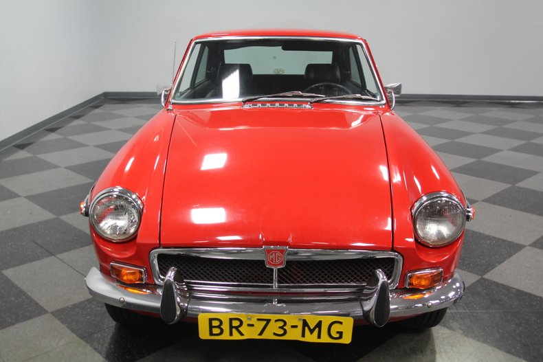 1973 MG MGB 19