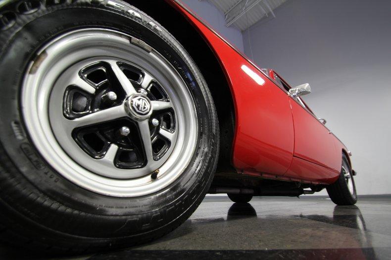 1973 MG MGB 23