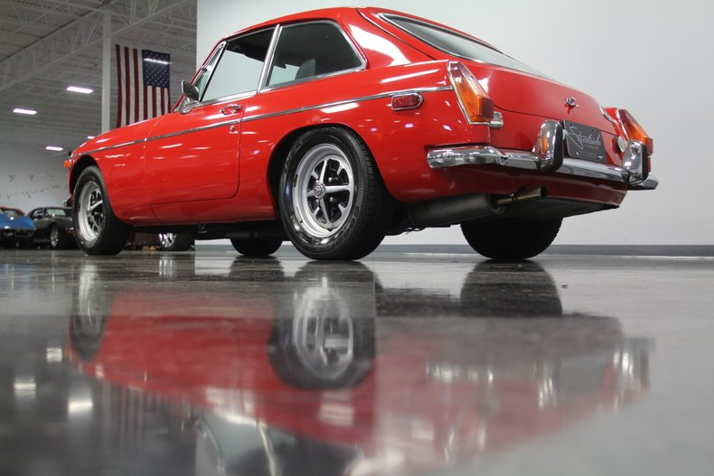 1973 MG MGB 27