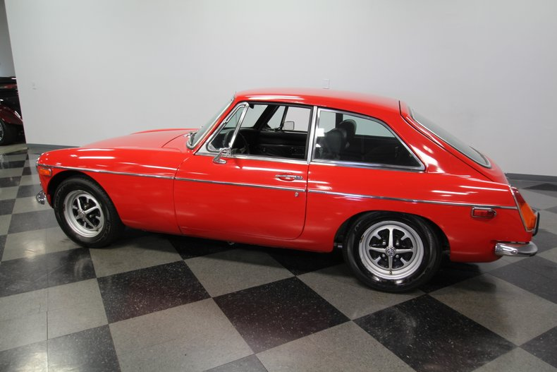 1973 MG MGB 8
