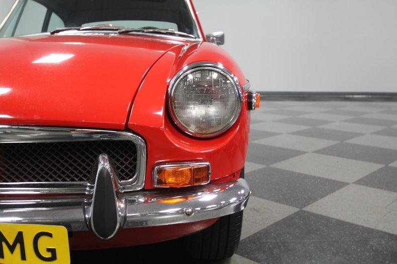 1973 MG MGB 66