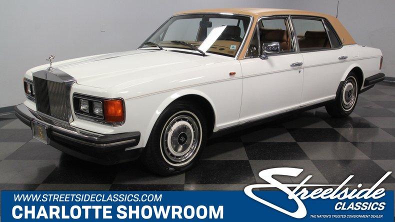 For Sale: 1993 Rolls-Royce Silver Spur II