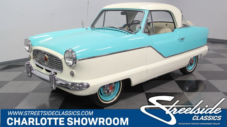 For Sale: 1961 Nash Metropolitan