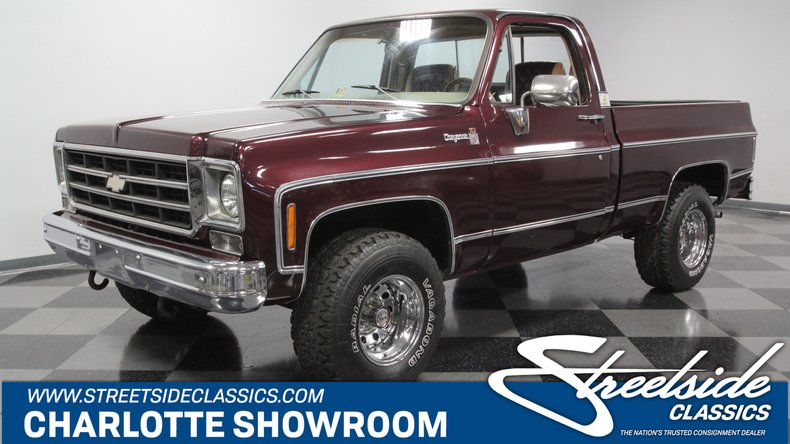 1978 chevrolet k 10 streetside classics the nation s trusted