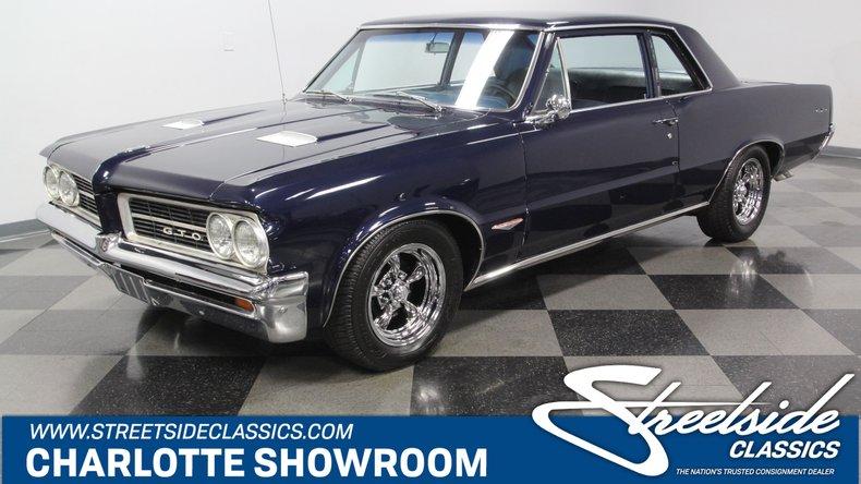 For Sale: 1964 Pontiac GTO