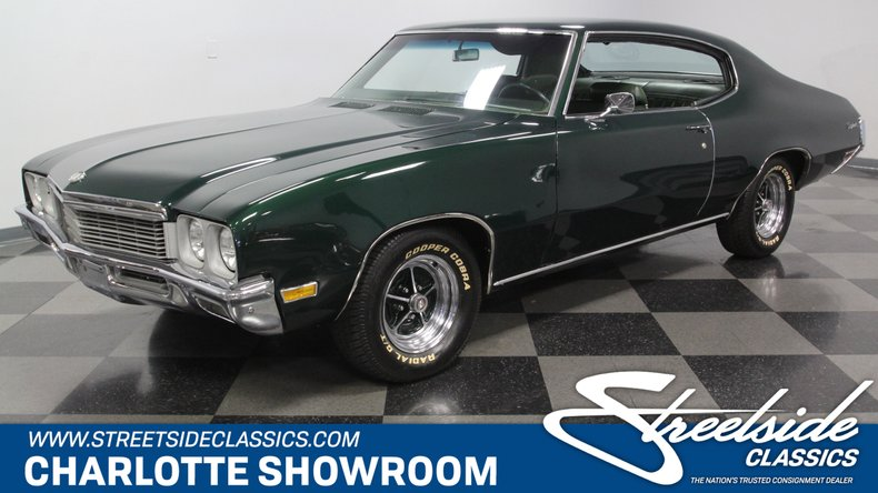 For Sale: 1972 Buick Skylark