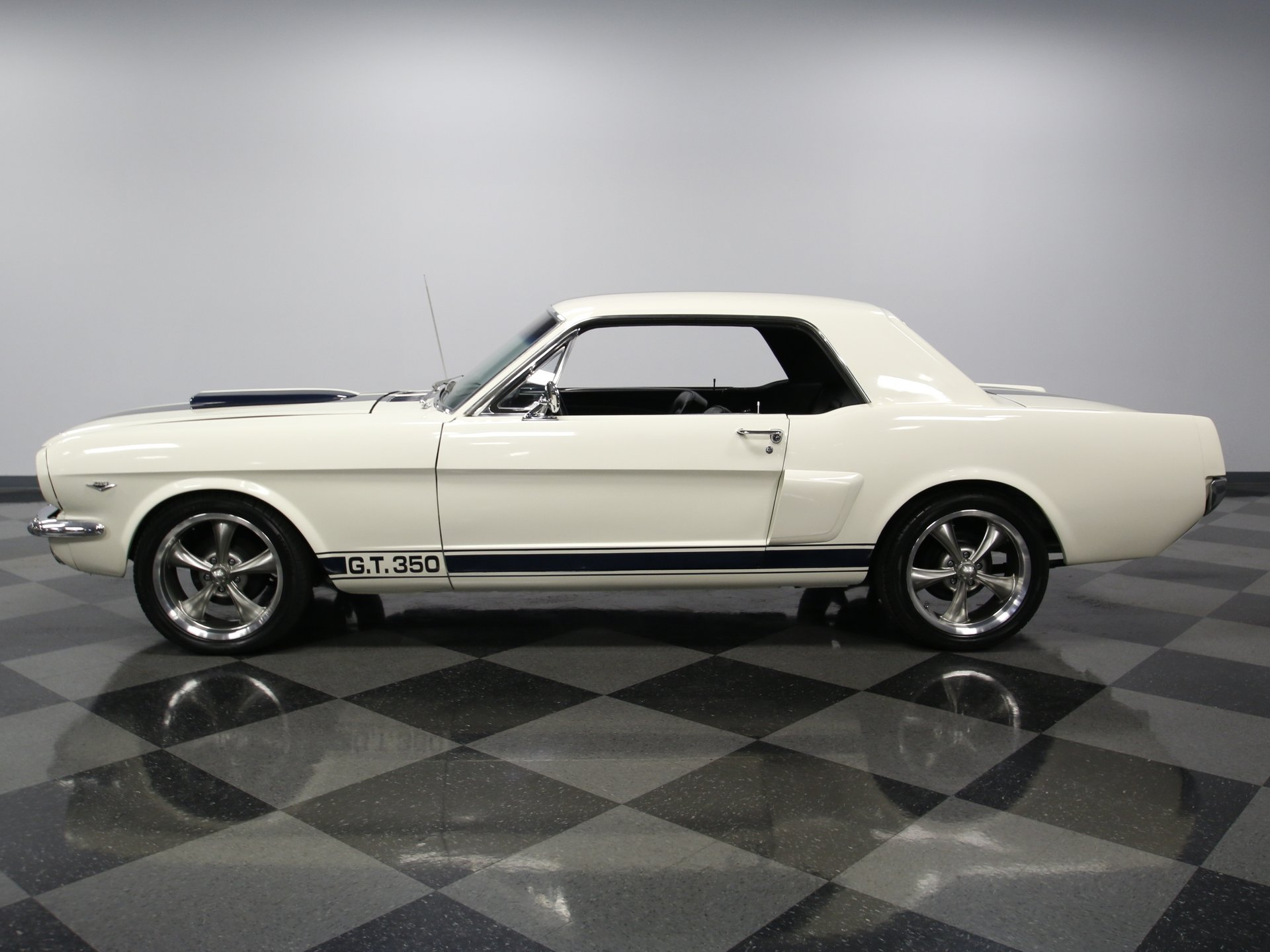 1965 ford mustang gt350 recreation