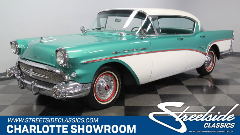 For Sale: 1957 Buick Super