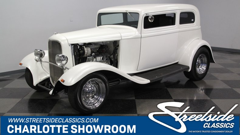 For Sale: 1932 Ford Vicky