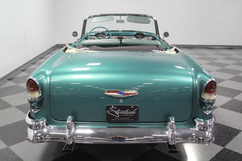 1955 Chevrolet Bel Air 31