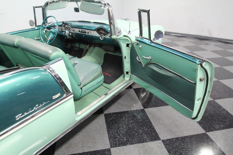 1955 Chevrolet Bel Air 62