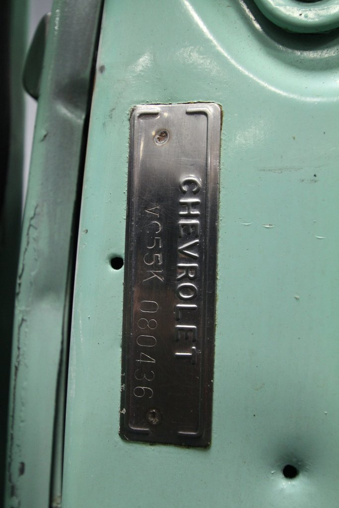 1955 Chevrolet Bel Air 68