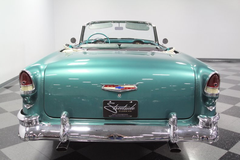 1955 Chevrolet Bel Air 11