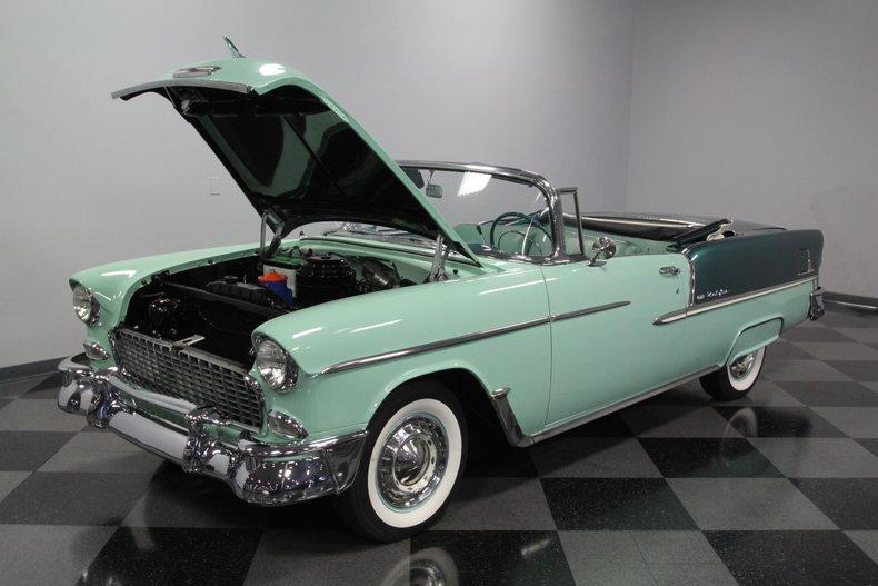 1955 Chevrolet Bel Air 38