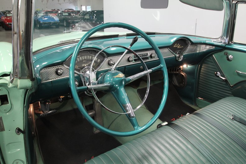 1955 Chevrolet Bel Air 47