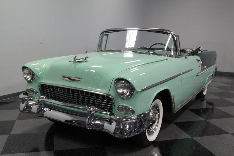 1955 Chevrolet Bel Air 20