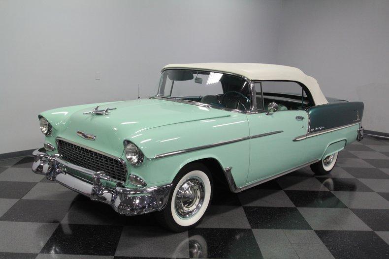 1955 Chevrolet Bel Air 22