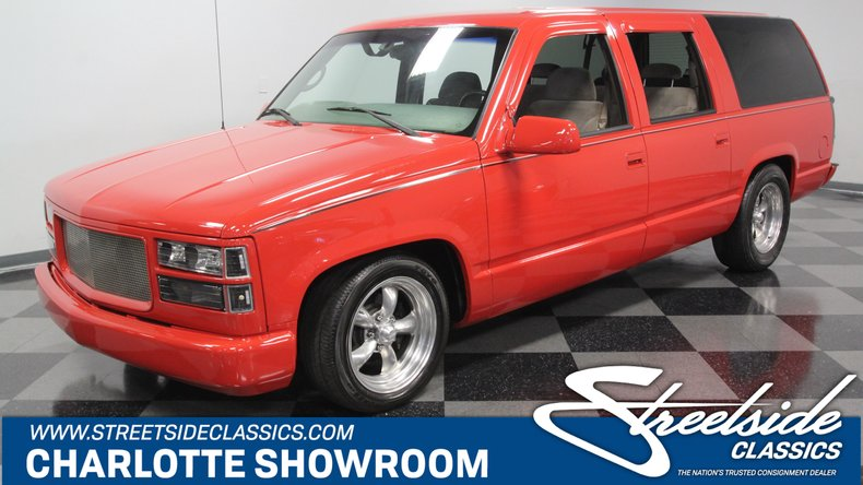 For Sale: 1997 GMC Suburban