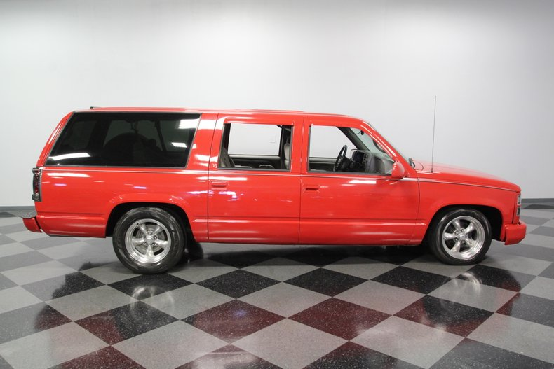 1997 GMC Suburban 33