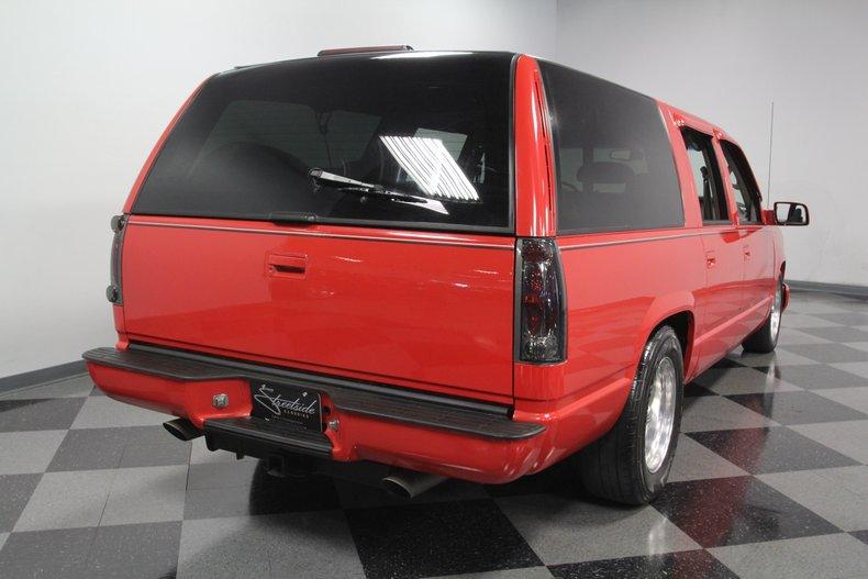 1997 GMC Suburban 12