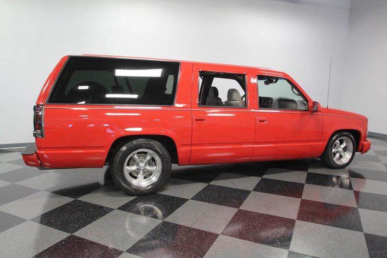 1997 GMC Suburban 14