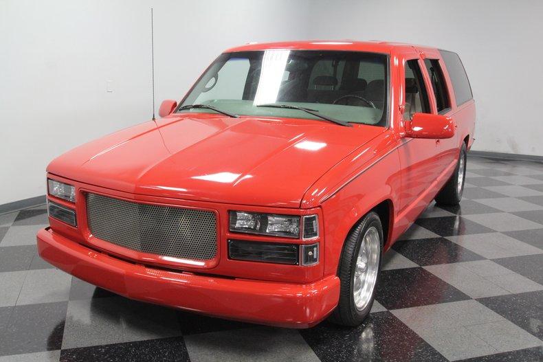 1997 GMC Suburban 20