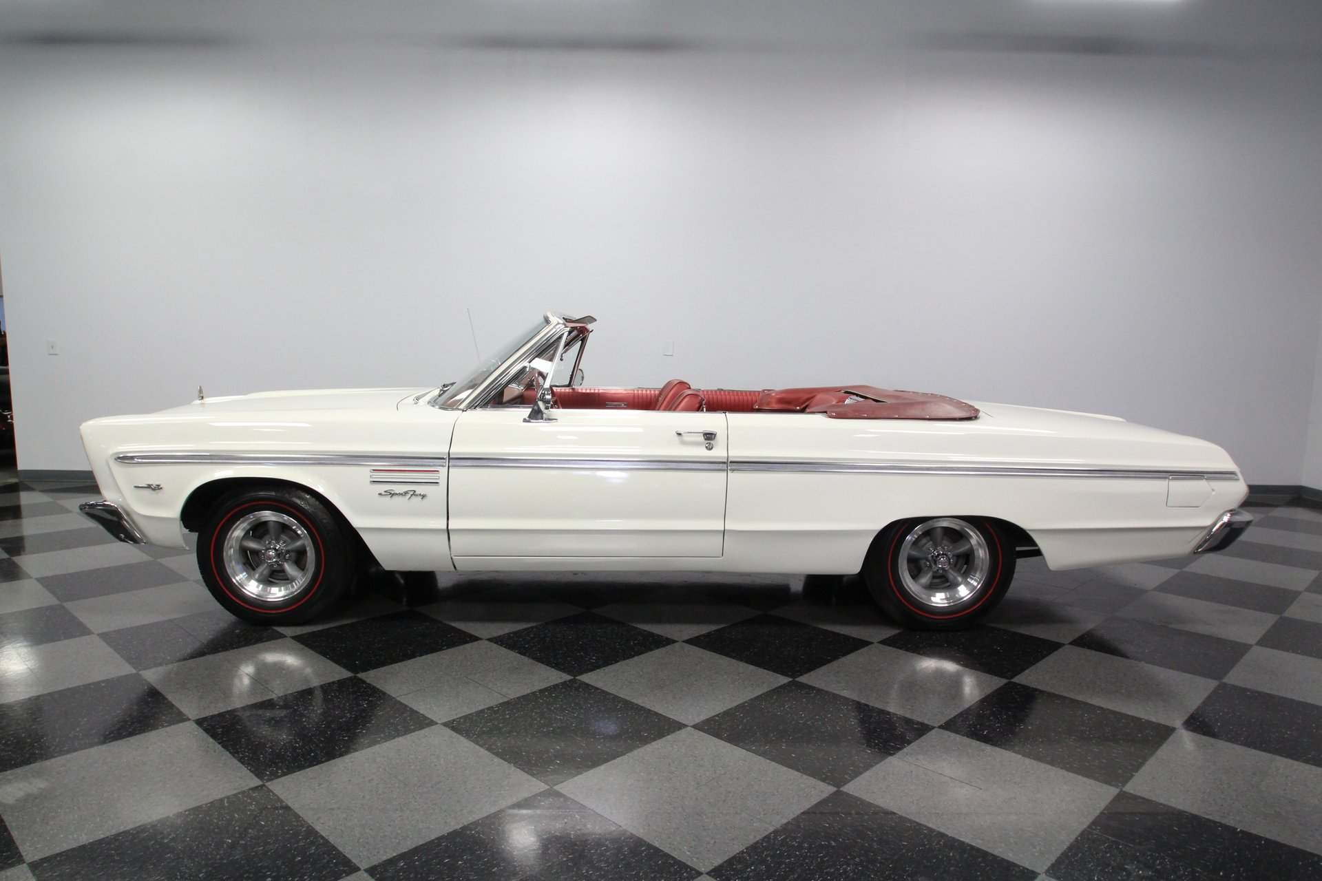 1965 plymouth sport fury convertible