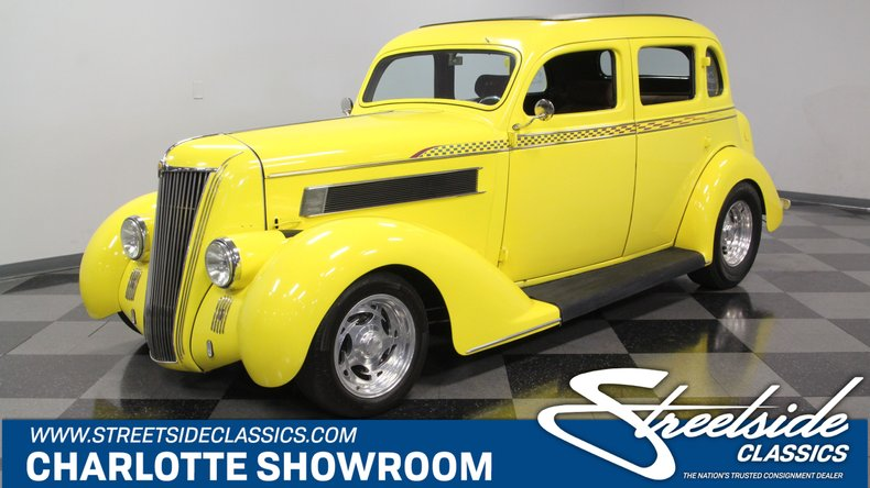 For Sale: 1935 Chrysler Airstream