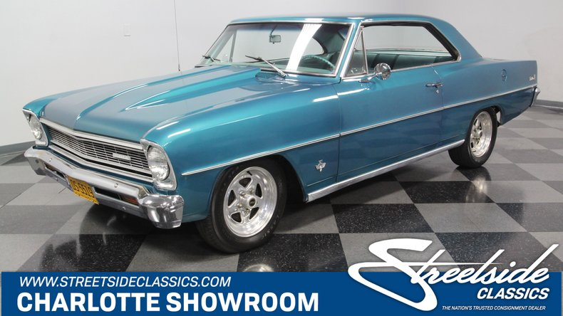 For Sale: 1966 Chevrolet Chevy II