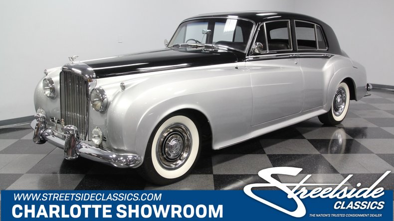 For Sale: 1960 Bentley S2