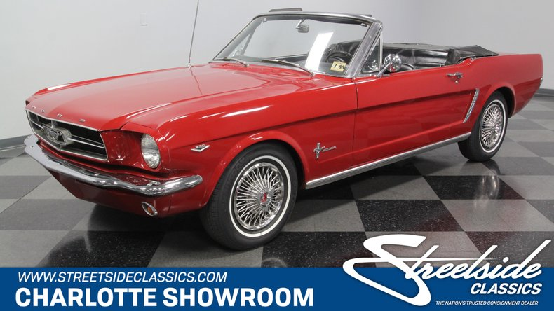 For Sale: 1965 Ford Mustang