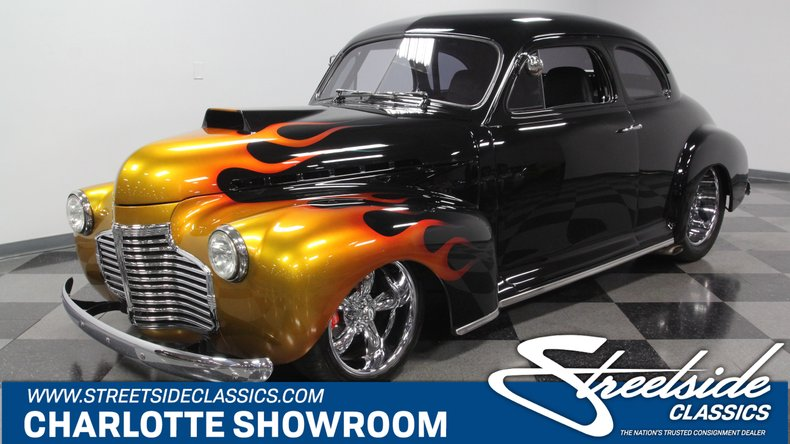 For Sale: 1941 Chevrolet Super Deluxe