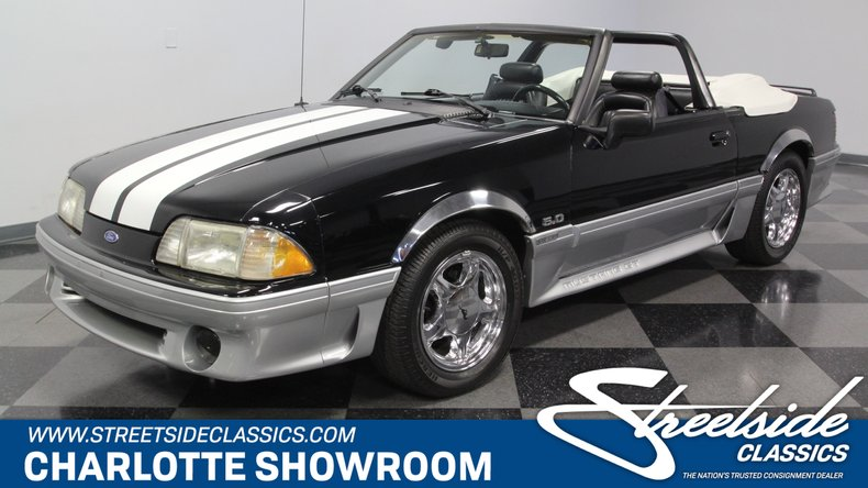 c095cd85a9747a Email Us About This  1993 Ford Mustang GT Convertible