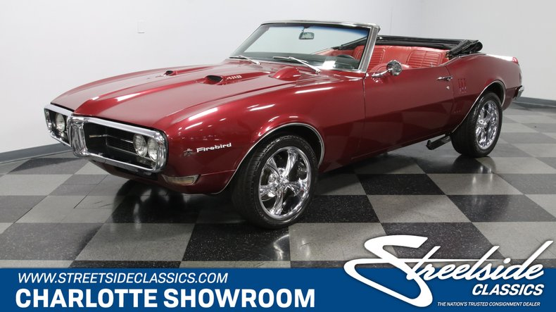 1968 Pontiac Firebird | Streetside Classics - The Nation's