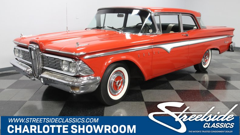 For Sale: 1959 Edsel Ranger