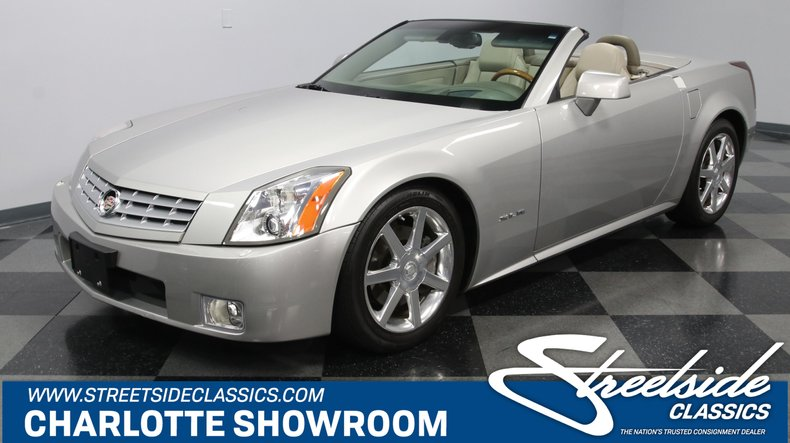 For Sale: 2005 Cadillac XLR